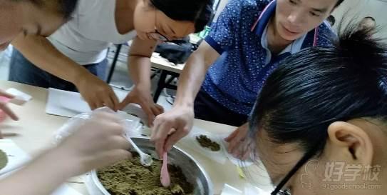 国耀中医学堂  活动现场