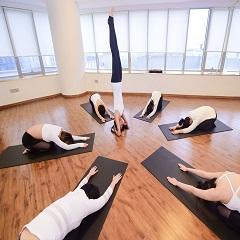 重庆零基础瑜伽教练培训课程