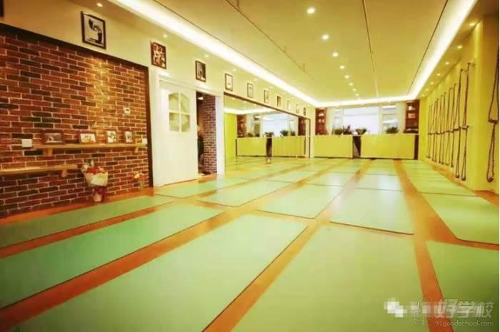 贵阳瑜伽协会教练培训中心 教学课室