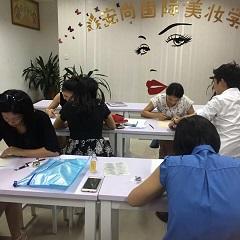 中山纹绣师速成培训班