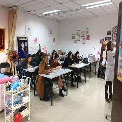 中山化妆造型培训班