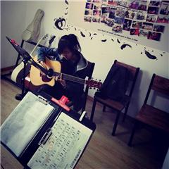 天津民谣吉他一对一培训班