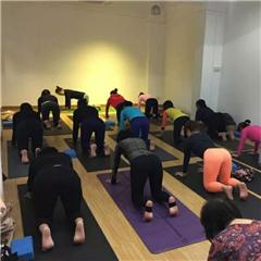 广州阿努萨拉瑜伽深度培训班