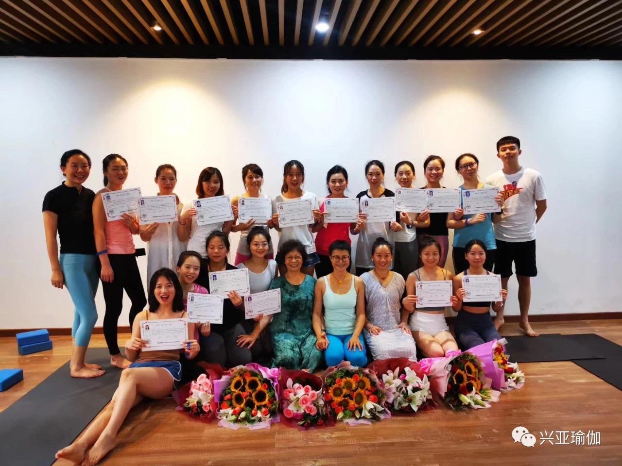 广州瑜伽教师培训班