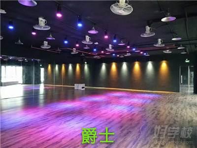 廣州轉折舞蹈的教學環境