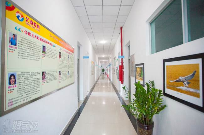 深圳艺卓培训中心的教学环境