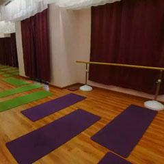 上海空中瑜伽教练培训班
