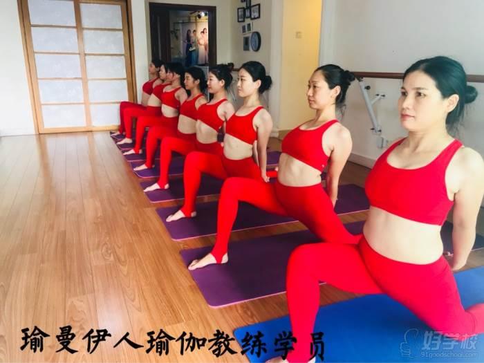 广州瑜曼伊人瑜伽培训中心 教学环境