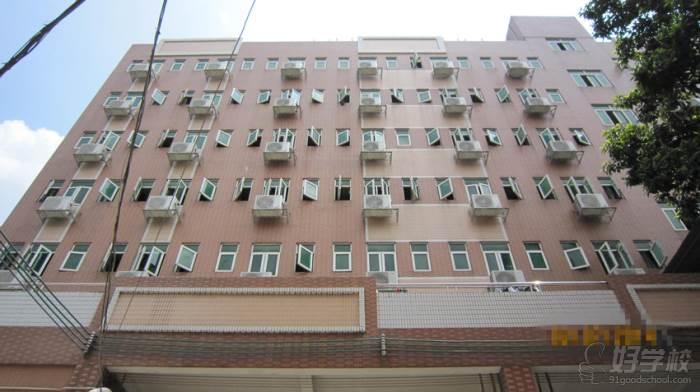 广州市信息工程职业学校同和校区学生公寓