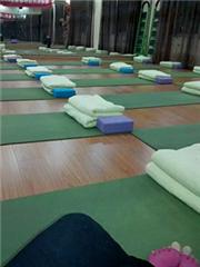 长沙舞韵瑜伽教练培训班