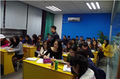 东莞外国人学中文一对一辅导课程