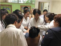 北京任晓艳现代针灸埋线培训班