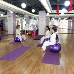 南海蓝庭瑜伽馆