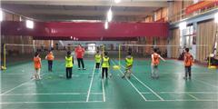 杭州羽毛球培训基础提高班
