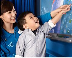 南京迪士尼英语学龄前儿童启蒙班