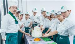 广州100天裱花蛋糕西点班