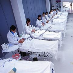东莞国际专业美容师全科课程