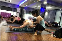 上海瑜伽三天功力提升班