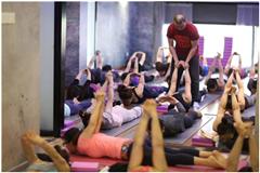 上海中位瑜伽教练培训班