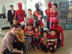 广州柯林斯国际英语学校天河五山校区图3