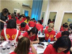 郑州化妆晚装整体形象设计培训班