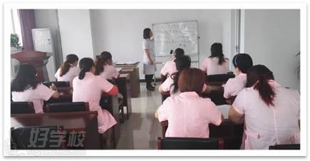 学员现场培训