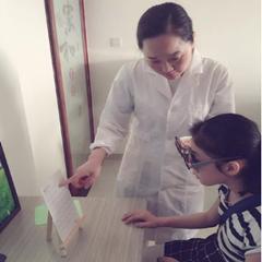 深圳治疗、防控儿童弱视近视培训项目