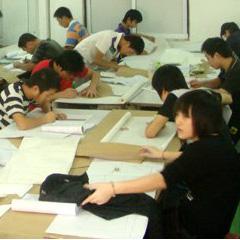 广州服装量身定制培训班课程