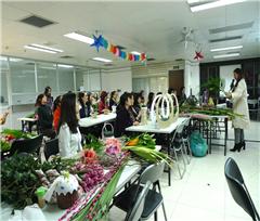 广州欧陆花束培训班