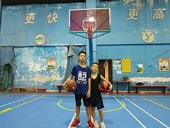 广州智康篮球训练营暑假培训班