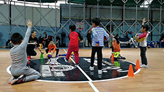 广州智康体育培训中心佛山禅校区图