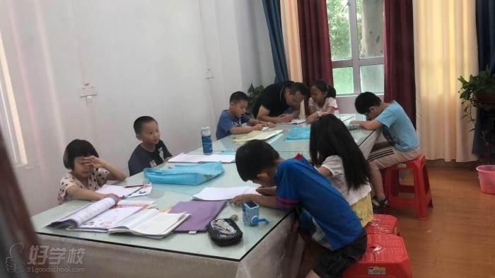 广州立信教育环境