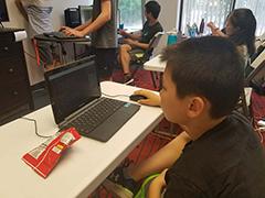 青少年计算机英文少儿编程课程