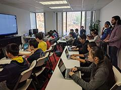 游戏开发及Scratch少儿编程线上培训课