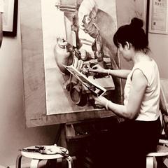 广州美术考研班(一对一跟进教学)专业培训
