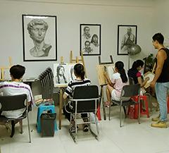 天津美术教育暑假培训班