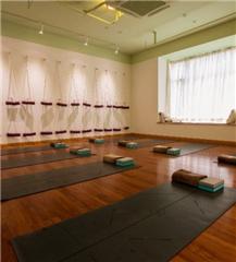 如约瑜伽杨浦校区