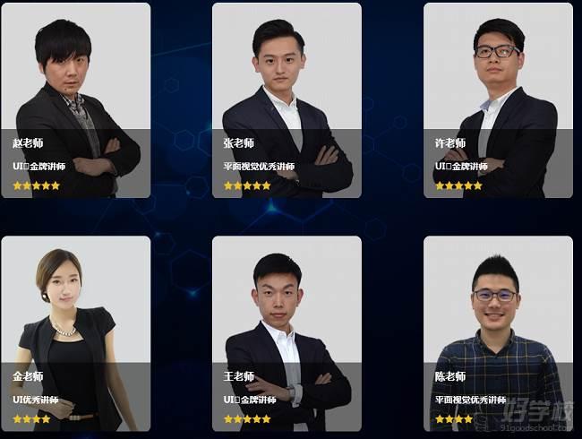 上海格宇教育师资优势