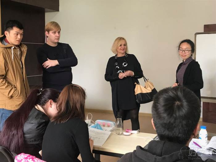 广州傲拓道教育德语培训教学环境