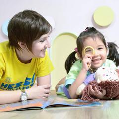 上海幼儿英语提升课程培训