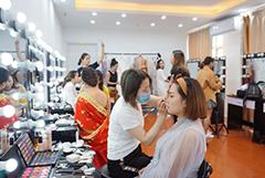 上海彩妆化妆培训班