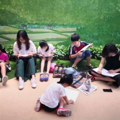 上海零基础儿童创意美学绘画培训班