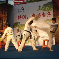 文贤跆拳道暑假班