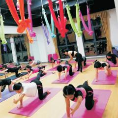 深圳国际瑜伽教练专业培训课程