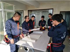 杭州墙纸墙布施工班课程培训