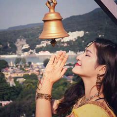 YogaLa印度瑞斯凯斯RYT200瑜伽教培班