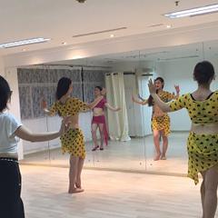 广州肚皮舞基本功提升班+技巧提升培训班