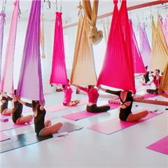 北京Vfly空中瑜伽一二三级培训班