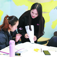 上海外教一对一英语口语课程培训