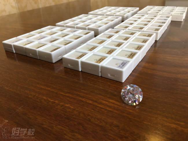 国检NGTC珠宝培训中心